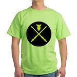 Equestrian Marshal Green T-Shirt