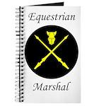 Equestrian Marshal Journal