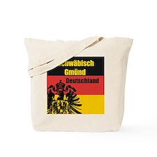 Schwäbisch Gmünd Deutschland Tote Bag