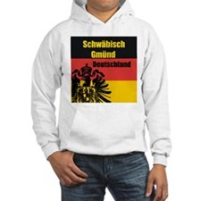 Schwäbisch Gmünd Deutschland Hoodie
