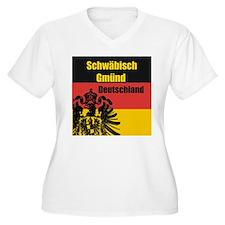Schwäbisch Gmünd Deutschland T-Shirt