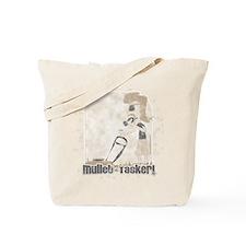 Mullet Tasker Vintage Tote Bag