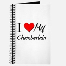 I Heart My Chamberlain Journal