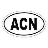 Acn Bumper Stickers