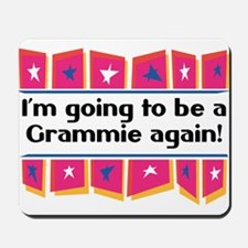 I'm Going to be a Grammie Again! Mousepad