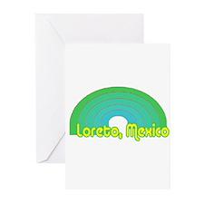 Loreto, Mexico Greeting Cards (Pk of 10)