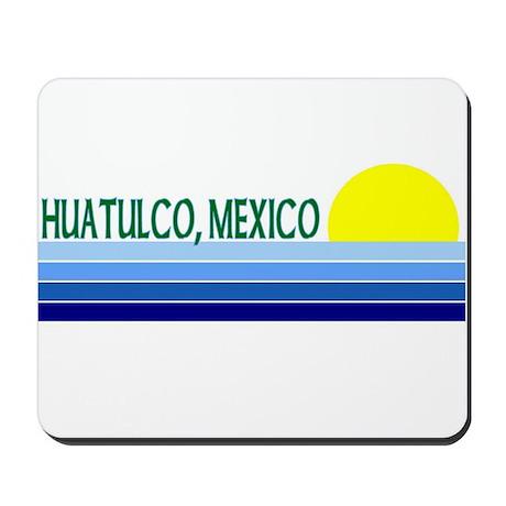Huatulco, Mexico Mousepad