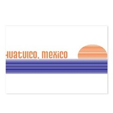 Huatulco, Mexico Postcards (Package of 8)