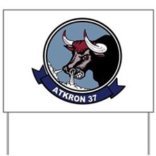 VFA 37 Bulls Yard Sign