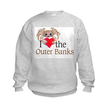 Outer Banks Kids Sweatshirt