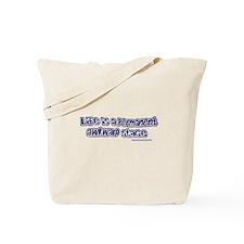 Permanent Awkward Tote Bag