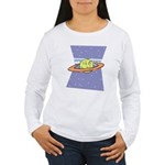 Planet Face Women's Long Sleeve T-Shirt