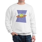 Planet Face Sweatshirt