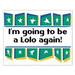 I'm Going to be a Lolo Again! Small Poster