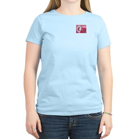 United Methodist Women's Pink T-Shirt