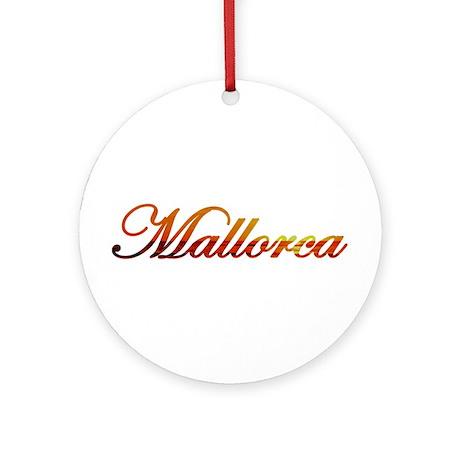 Mallorca, Spain Ornament (Round)