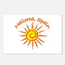 Mallorca, Spain Postcards (Package of 8)