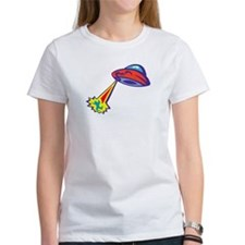 Alien Abduction Tee