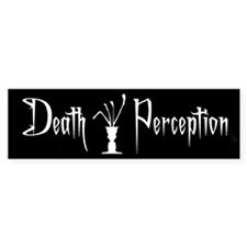 Death Perception- Logo Bumper Sticker