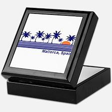 Mallorca, Spain Keepsake Box