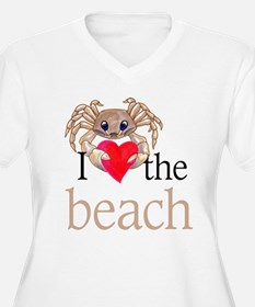 I heart the beach T-Shirt