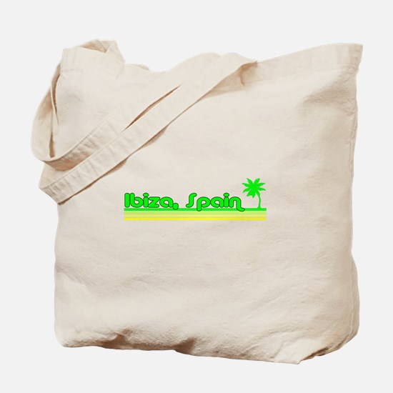 Ibiza, Spain Tote Bag