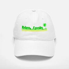 Ibiza, Spain Baseball Baseball Cap