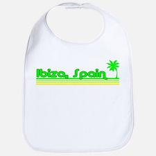 Ibiza, Spain Bib