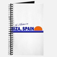 Its Better in Ibiza, Spain Journal