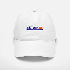 Its Better in Ibiza, Spain Baseball Baseball Cap
