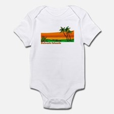 Balearic Islands Infant Bodysuit