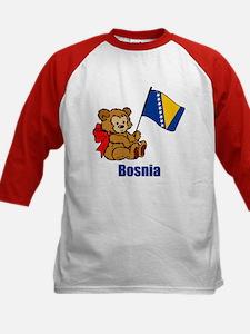 Bosnia Teddy Bear Tee