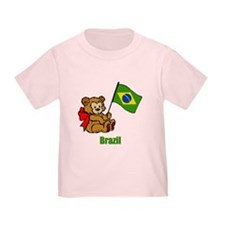 Brazil Teddy Bear T