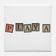 Playa Tile Coaster