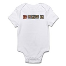 Playa Infant Bodysuit