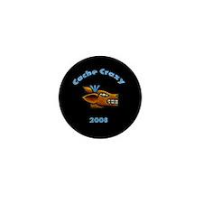 Unique Geocacher Mini Button (10 pack)