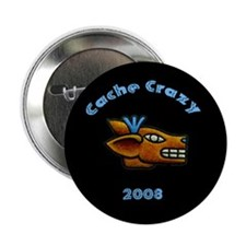 "Cute Treasure hunting 2.25"" Button (10 pack)"