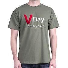 Bloody V Feb 14 T-Shirt