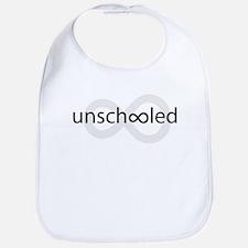 """Always Unschooled"" - Bib"