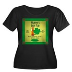 Murphy's Irish Pub Women's Plus Size Scoop Neck Da