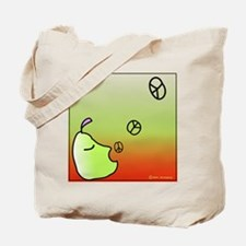 PEACE OF FRUIT Tote Bag