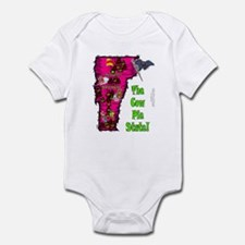 VT-Cow Pie! Infant Bodysuit