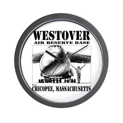 Westover Store Wall Clock