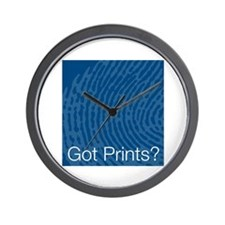 Got Prints? Wall Clock