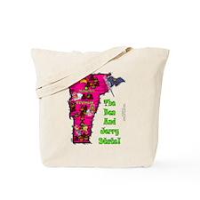 VT-Ben & Jerry! Tote Bag