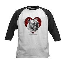 Bulldog Valentine Tee