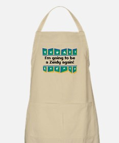 I'm Going to be a Zeidy Again! BBQ Apron