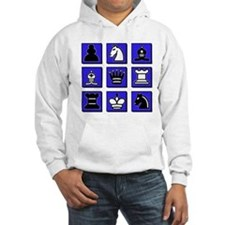 Chess Collage Hoodie