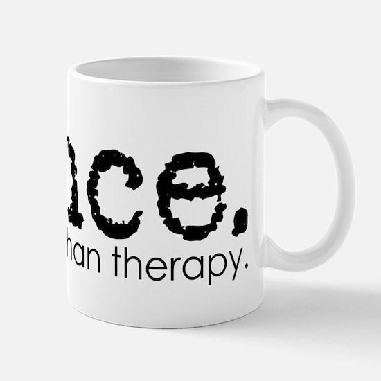 Dance Therapy Mug