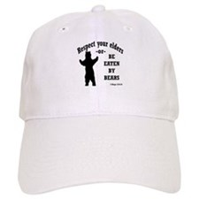 Respect your elders Baseball Cap